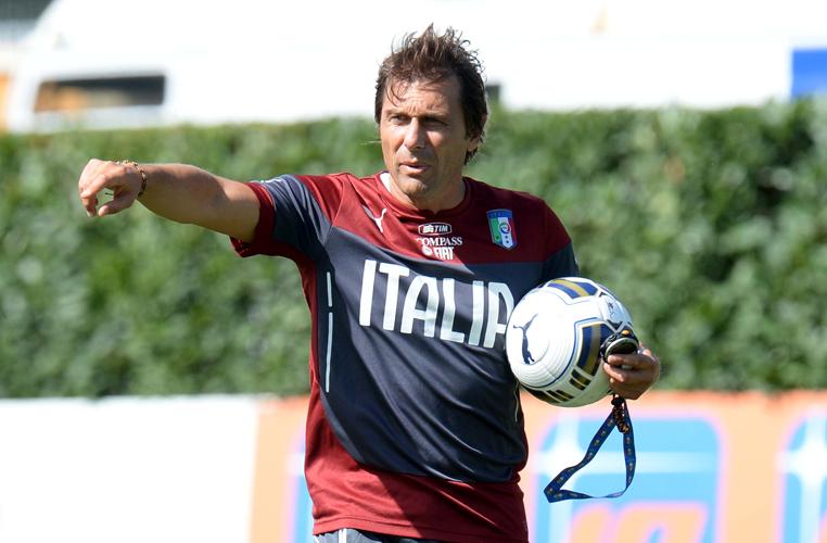 Antonio Conte C.T Nazionale Italiana
