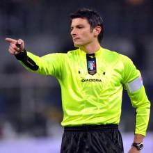 Arbitro Damato
