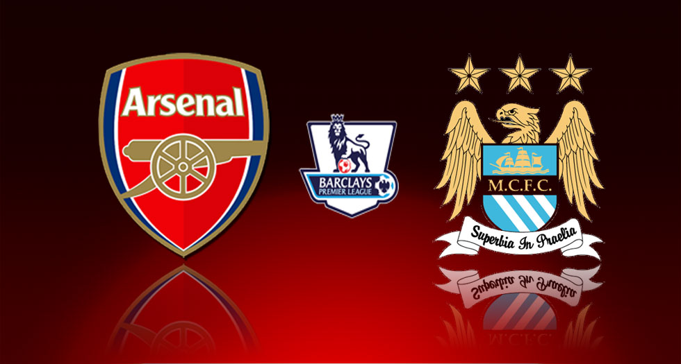 Arsenal-Manchester City