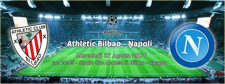 Athletic Bilbao-Napoli