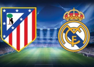 Atletico Madrid-Real Madrid