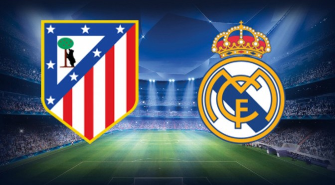 Atletico Madrid-Real Madrid