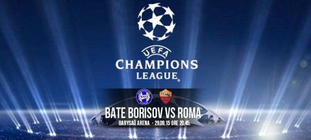 BATE Borisov-Roma