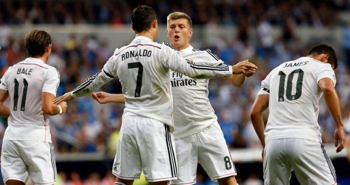 Basilea-Real Madrid