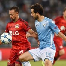 Bayer Leverkusen-Lazio