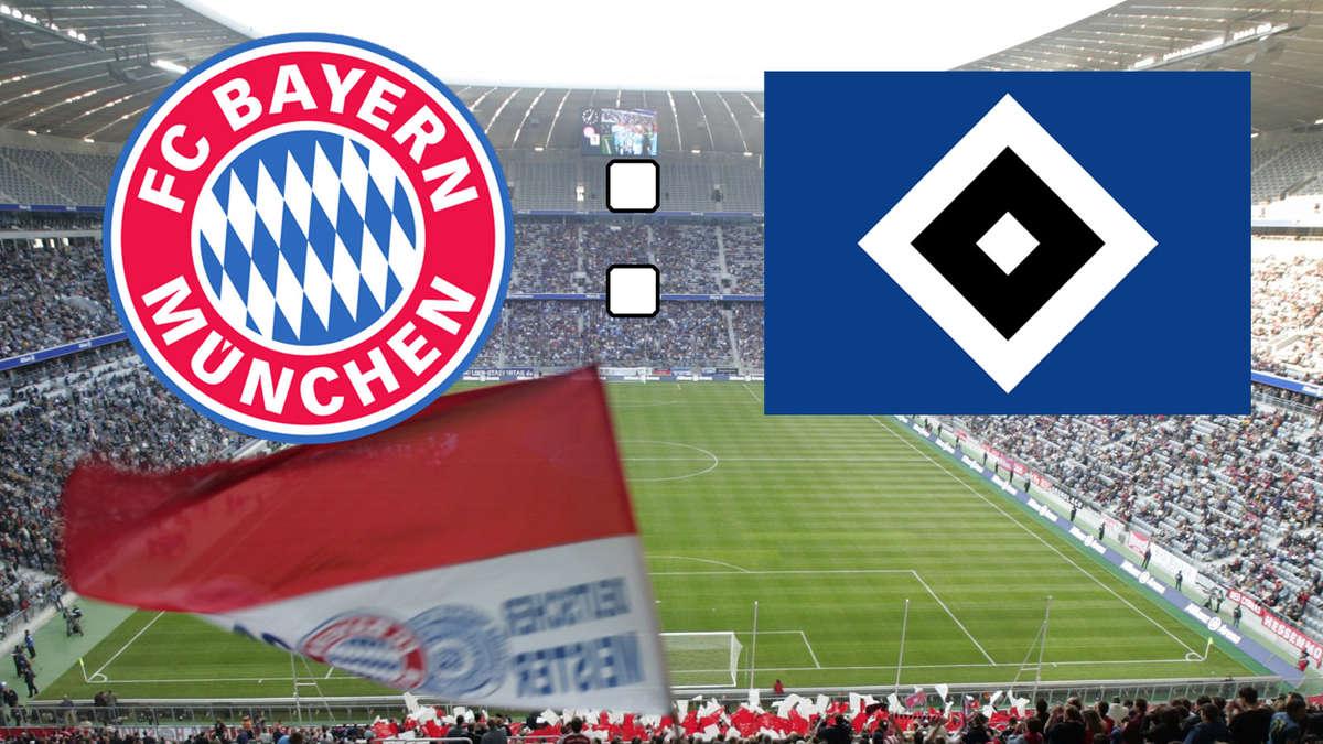 Bayern Monaco-Amburgo