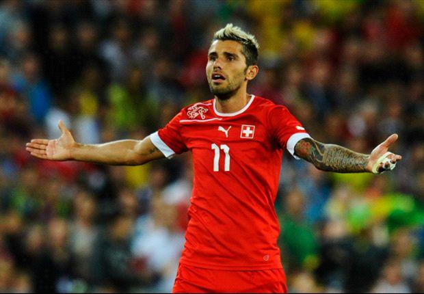 Behrami trascina la Svizzera: Seferovic match winner