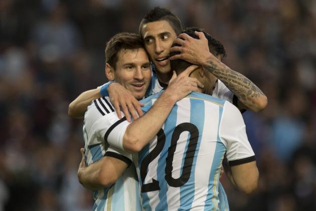 Bentornato Messi: L'Argentina piega la Bosnia