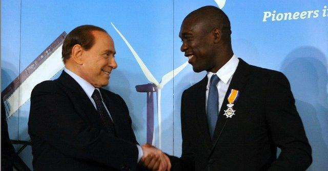 Berlusconi e Seedorf