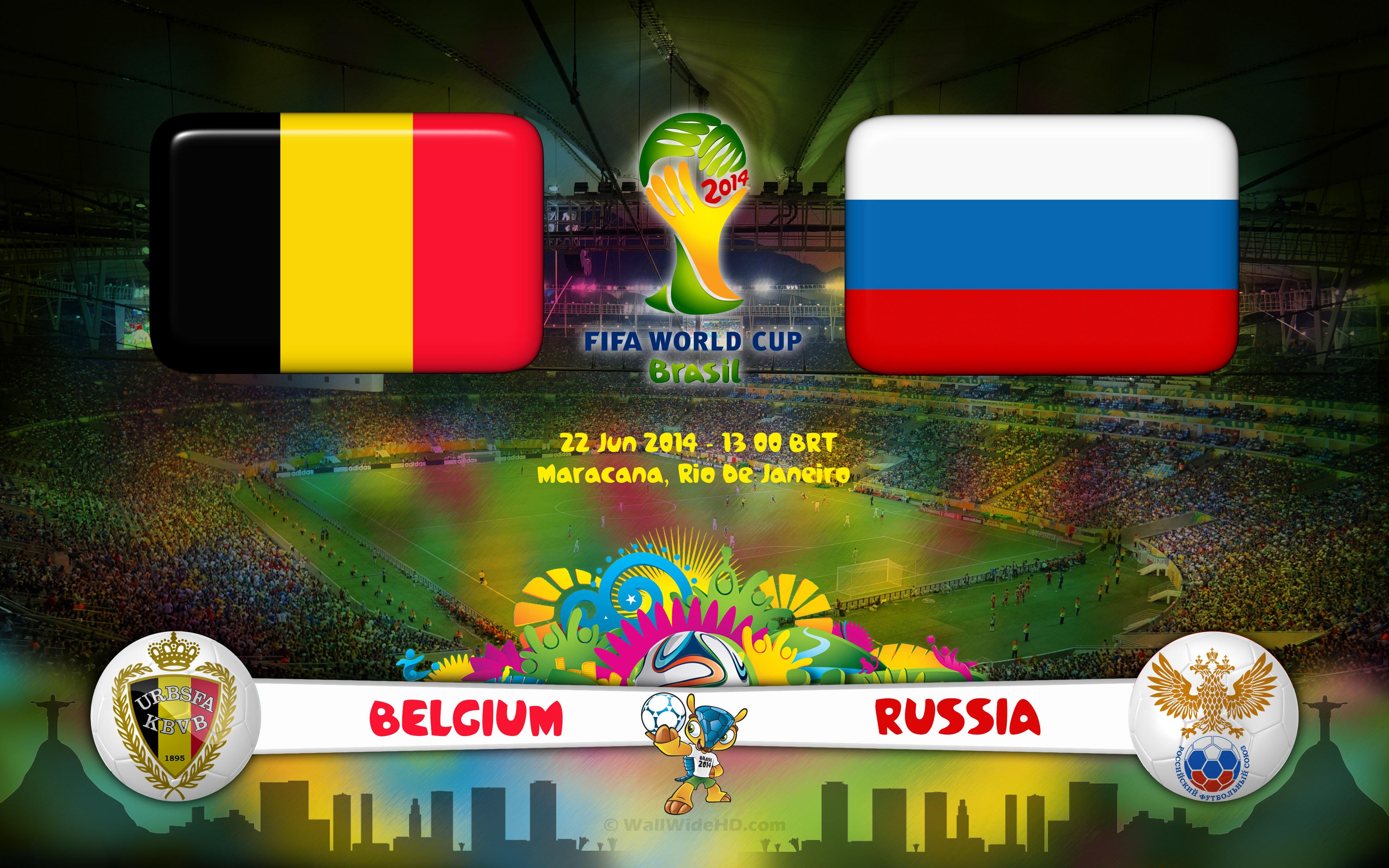 Big match Gruppo H, Belgio-Russia: News, formazioni