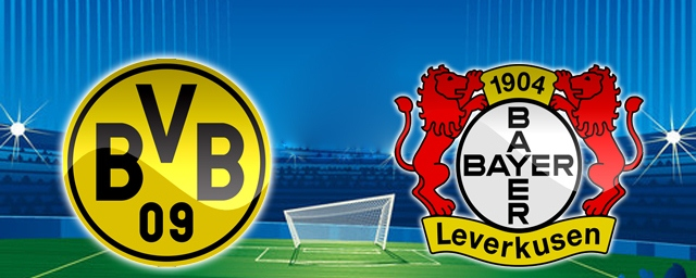 Borussia Dortmund-Bayer Leverkusen