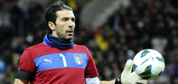 Buffon ce la fa: DEbutto con il Costa Rica