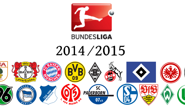 Bundesliga Tedesca 2014-2015