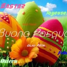 Buona Pasqua in Lingue