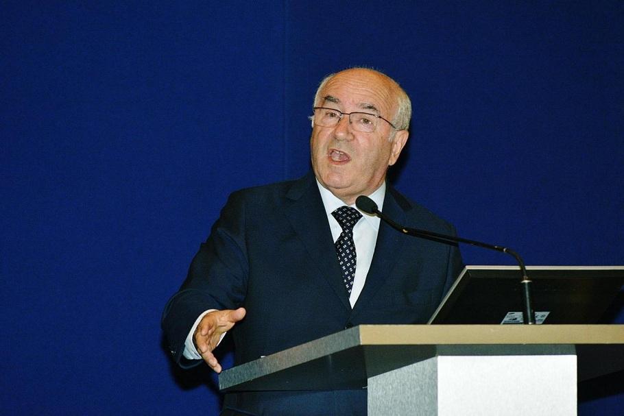 Carlo Tavecchio neo presidente della Figc