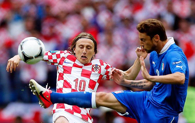 Croazia vs Italia