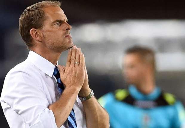 De Boer allenatore Inter