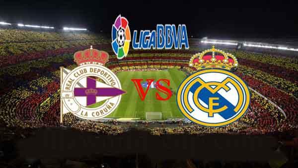 Deportivo La Coruna-Real Madrid