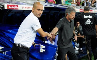 Derby - Mou vs Guardiola