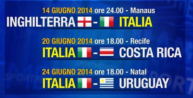 Diluvio e frane a Natal: Italia-Uruguay a forte rischio