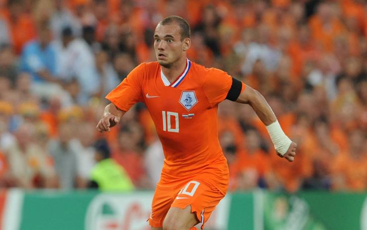 Dos Santos illude il Messico: Sneijder trascina l'Olanda ai quarti