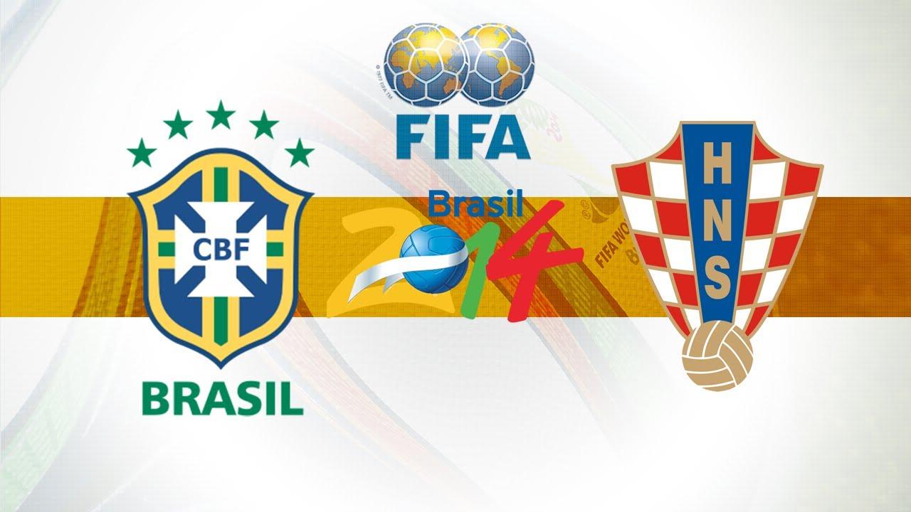 E' il giorno dei Mondiali: Apre Brasile-Croazia, Neymar-Kovacic