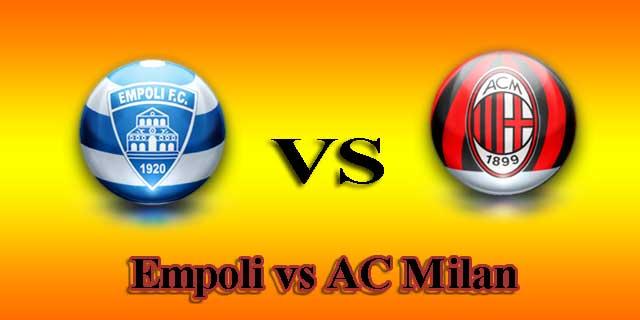 Empoli-Milan