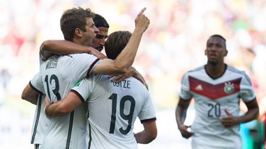 Fenomeno MUller: La Germania travolge il Portogallo