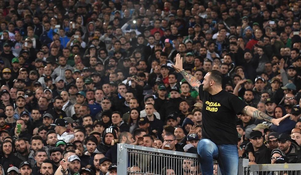 Finale Coppa Italia: Stadio San Paolo due giornate di squalifica