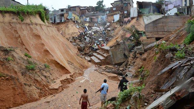 Frane a Natal: A rischio Italia-Uruguay