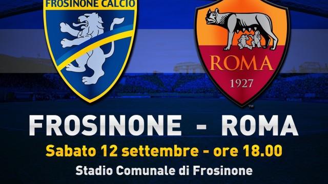 Frosinone-Roma