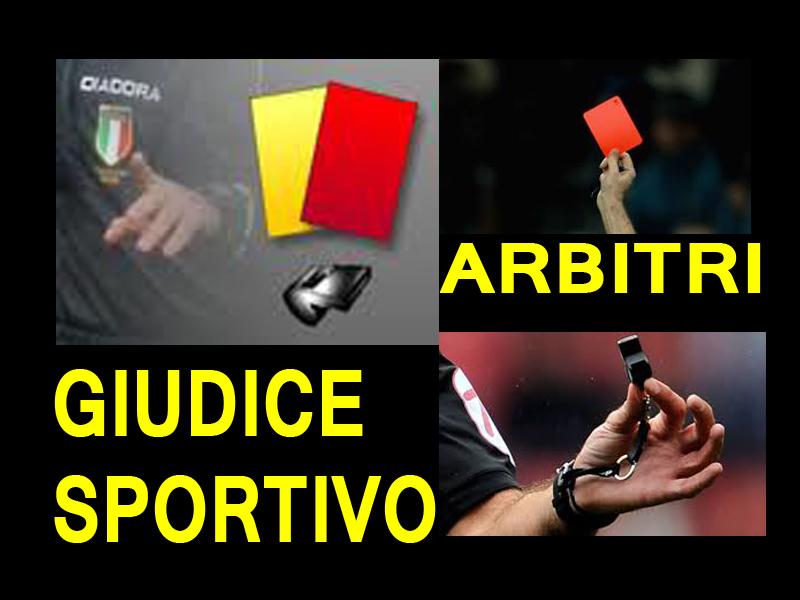 Giudice Sportivo Serie B