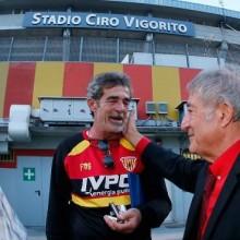 Gaetano Auteri e Oreste VIgorito