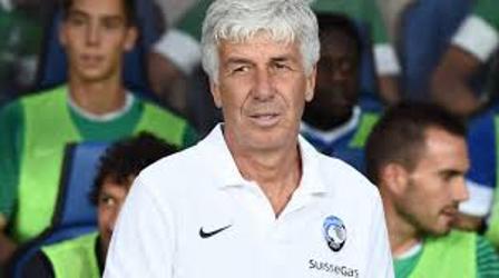 Gasperini allenatore Atalanta