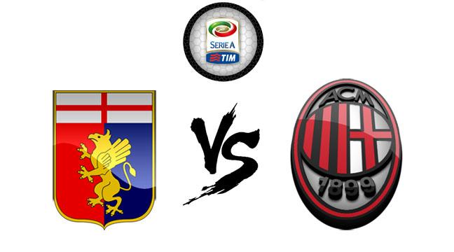 Genoa-Milan