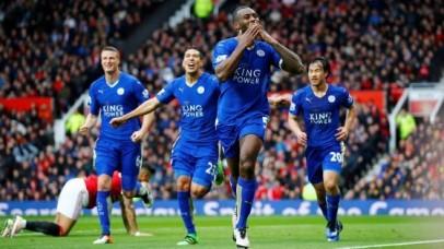 Giocatori Leicester