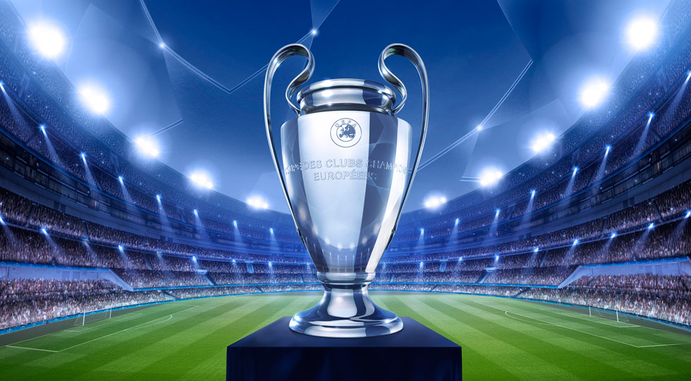 Gironi Champions League 2014-15
