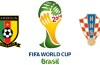 Gruppo A, 2^ Giornata, Camerun-Croazia: Formazioni, news