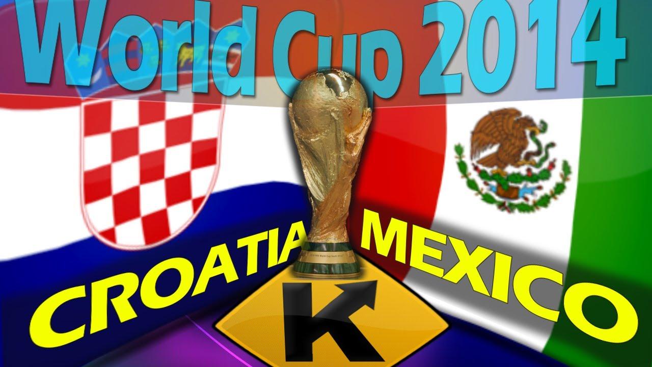 Gruppo B, 3^ giornata Croazia-Messico: In ballo gli ottavi