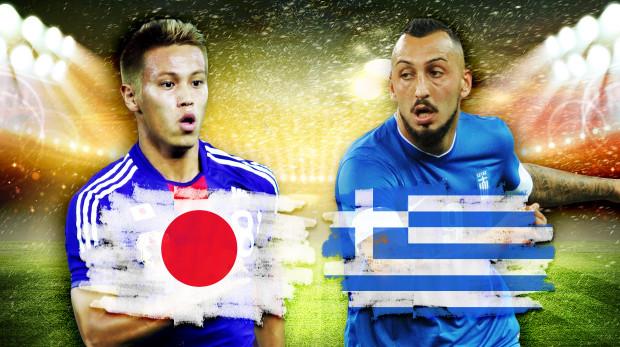 Gruppo C, Giappone-Grecia: News, formazioni