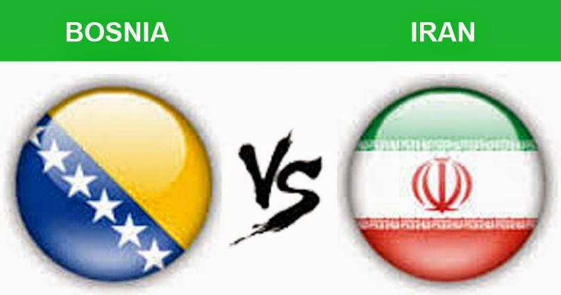 Gruppo F 3^ giornata, Bosnia-Iran