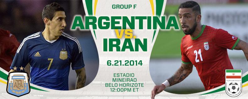 Gruppo F, Argentina-Iran ore 18: News, formazioni