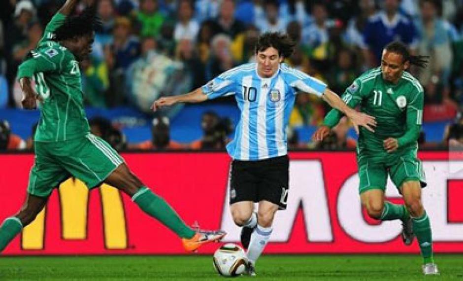 Gruppo F, l'Argentina a punteggio pieno: Passa anche la Nigeria
