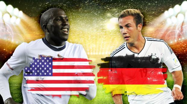Gruppo G, Stati Uniti-Germania ore 18: Big match per il primato