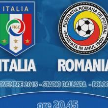 ITALIA-ROMANIA