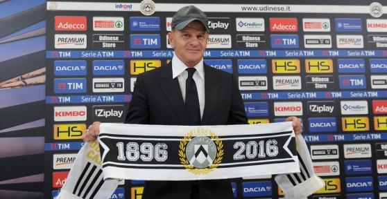 Iachini allenatore Udinese
