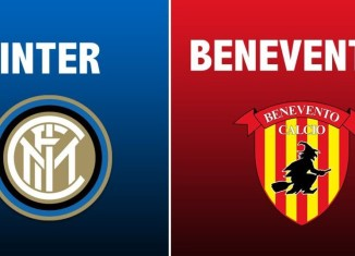 Inter-Benevento Coppa Italia