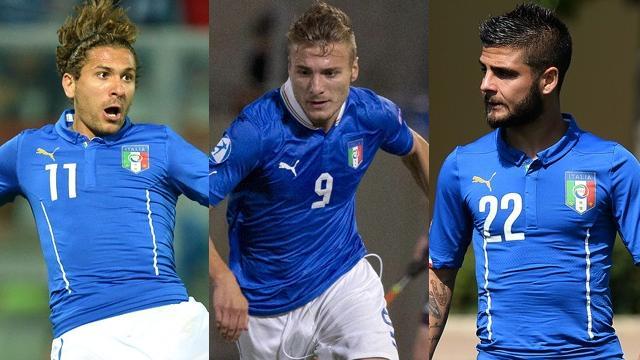 Italia-Costa Rica, Prandelli cambia: Cassano con Immobile