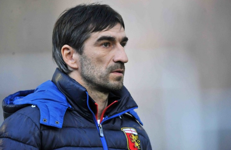 Juric allenatore Genoa