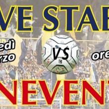 Juve Stabia-Benevento